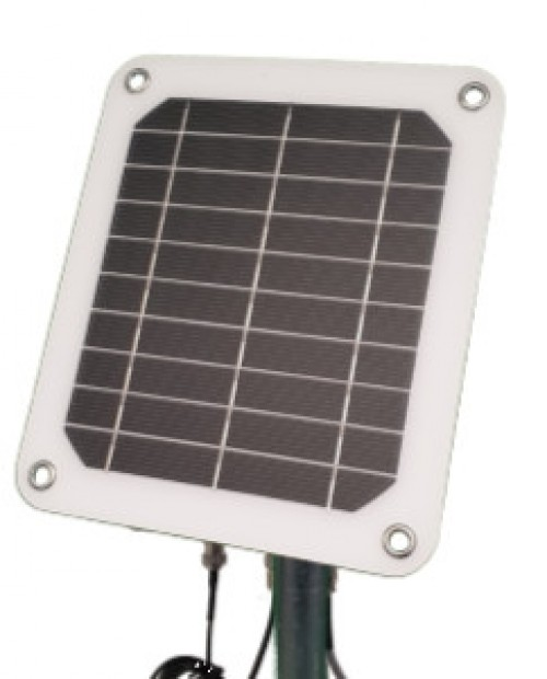 EUSATEC IoT Solar Wassermonitoring