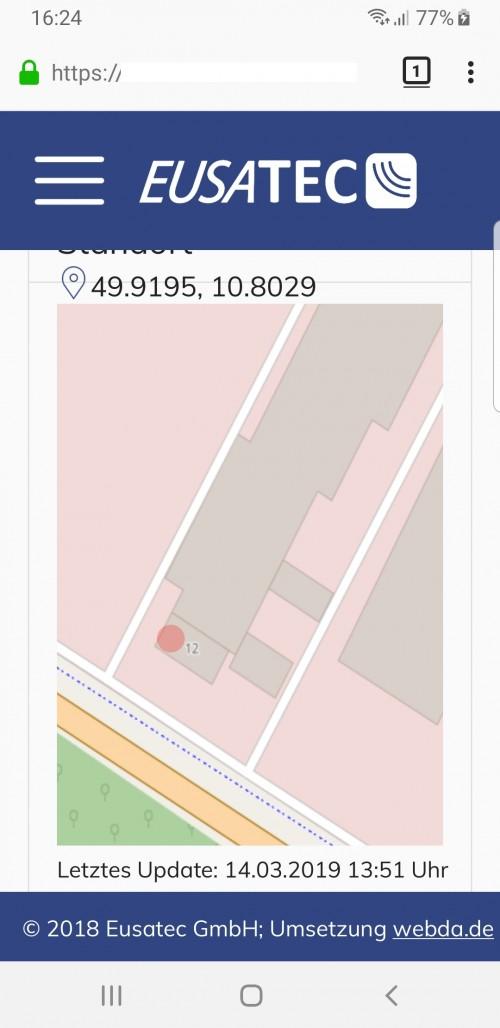 EUSATEC IoT App 1